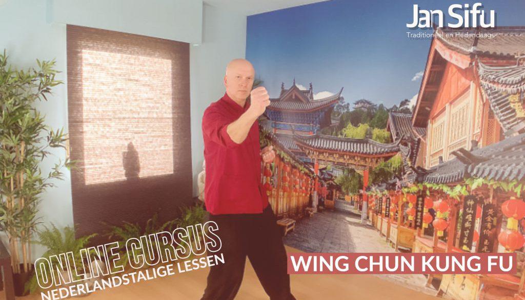 WingChunKungFuOnlineCursus