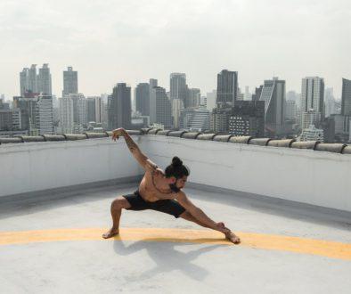Ben je een martial artist