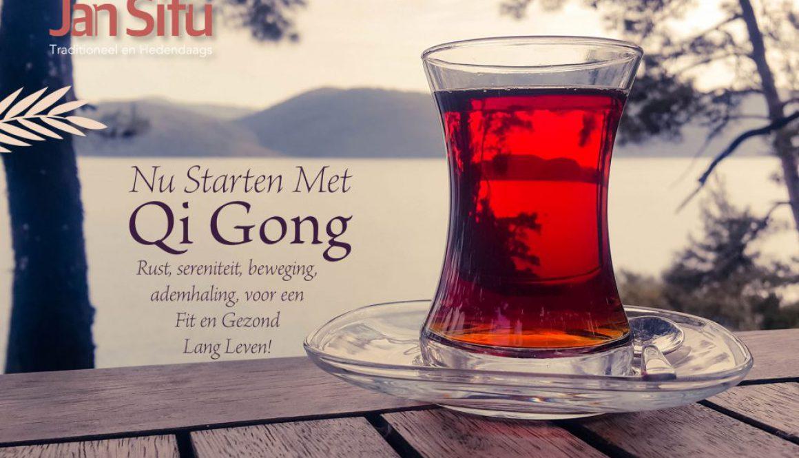 Nu Starten Met Qi Gong